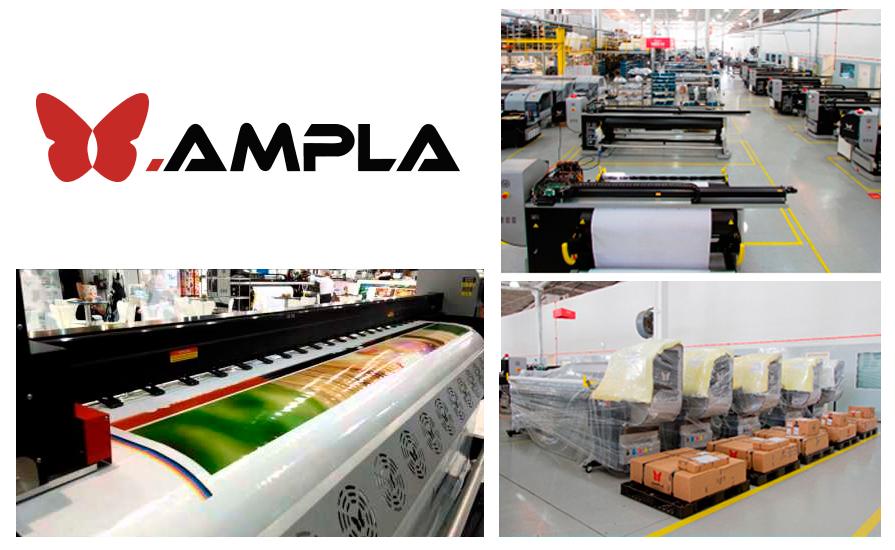 AMPLA presenta la segunda generación de las impresoras Targa XT. Más  robustas, completas y aún más rápidas. Es la solución ideal para quien  busca una ... ba4e6462d6